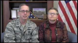 Nebraska Adjutant General holiday message 2014
