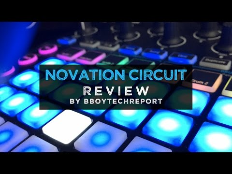 Novation Circuit Review - Beatmaking with Modular Synth & Circuit