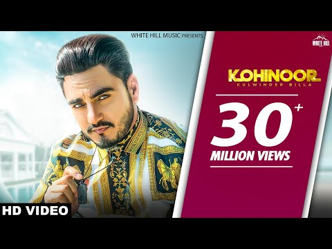 KOHINOOR LYRICS - Kulwinder Billa