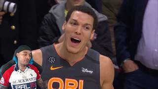 Did Aaron Gordon get robbed again? FlightReacts 2020 NBA Slam Dunk Contest - Full Game Highlights!