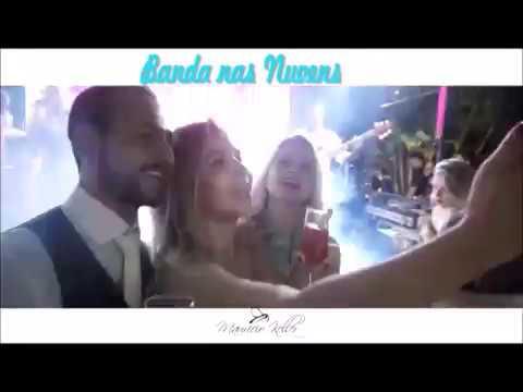 Banda Nas Nuvens - abertura do show em Pirenópolis - Goiás (Estalagem Alter real)