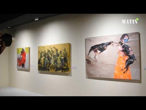 Video : Exposition des œuvres acquises par la FNM et le ministère de la Culture