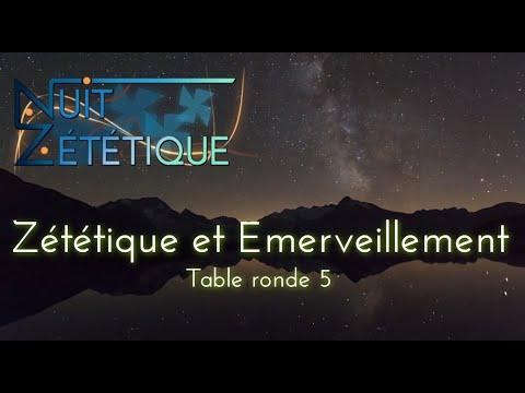 Zététique et Emerveillement [Table ronde 5] -- Nuit Zététique 06