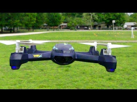 Drone Review - Hubsan X4 Desire Pro With GPS