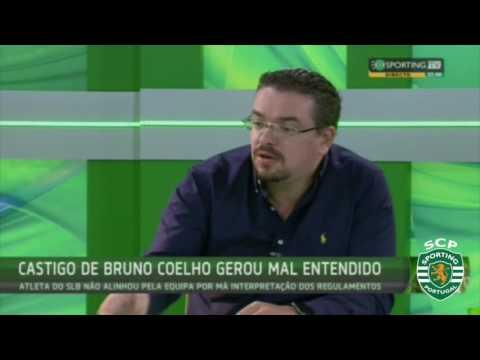 16/17 Miguel Albuquerque em entrevista a Sporting TV