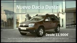Anuncio Nuevo Dacia Duster del Grupo Renault. Escandalosamente asequible. 2011
