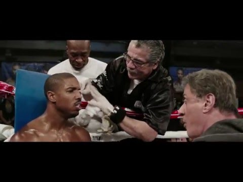 CREED. La Leyenda de Rocky - Clip #4 HD