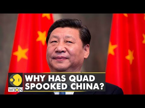 China's veiled threat to India over Quad, dragon warns against 'Quasi alliance' | WION News