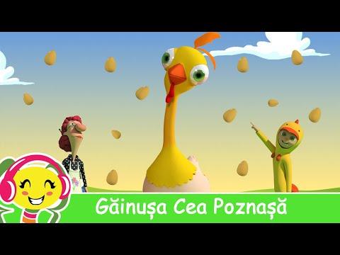 Găinușa Cea Poznașă - Cantece Pentru Copii
