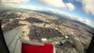 Landing At Santa Marta (SMR) From Bogotá (BOG) (BOG✈️SMR) - Adventure Vision