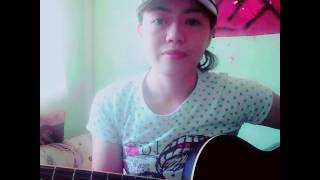 Sa aking Puso(acoustic version by Kaye_Cal)covered by Lian Ho