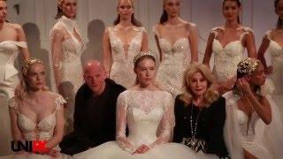 GALIA LAHAV NYFW  BRIDAL RUNWAY SHOW