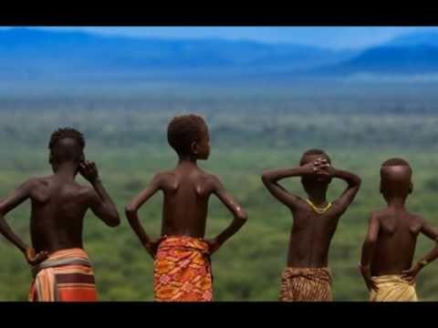 Africa, cradle of humankind (África, cuna de la Humanidad)