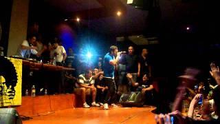 Sharif - 30 Monedas (Acapella) - Live Guadalajara 2011