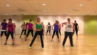 The Other Side - Zumba Video