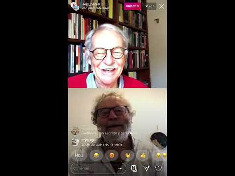Vidéo de Eduardo Mendoza
