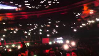 Demi Lovato - Fire Starter ( live at istanbul ulker sports arena, 16.11.2014)