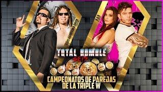 Total Rumble VI (09/04/2016): Campeonatos de Parejas - Promo