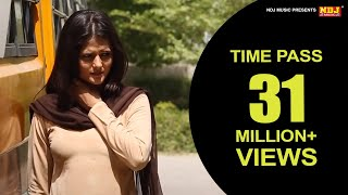 Time Pass #Latest Haryanvi Song 2015  #Vikas Bidhwar #Anjali raghav #NDJ Music width=