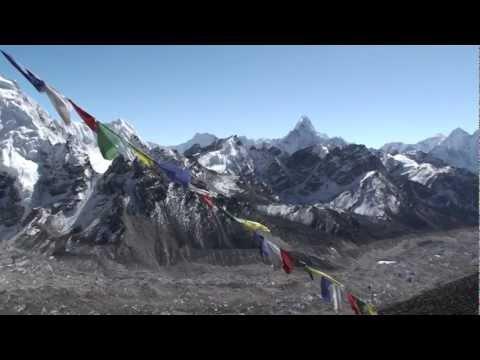 Kala Pattha (5550m) in Nepal. Kleiner Report vom Gipfel nach dem harten Aufstieg