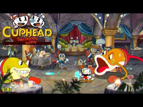 CUPHEAD (PC / Xbox One) - Acción y sabor clásico || Gameplay en Español