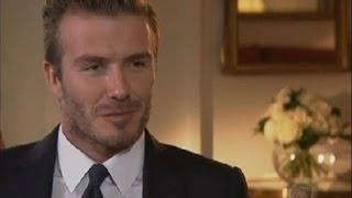 Aos 38 anos, David Beckham anuncia aposentadoria dos gramados