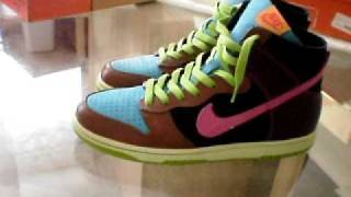 Nike Clerk pack Undefeated NL Dunk
