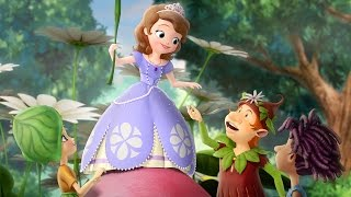 Small New World | Sofia the First | Official Music Video | Disney Junior