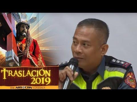 Plano para sa seguridad ng Traslacion 2019 inilatag na