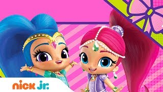 Shimmer & Shine's Special Happy Birthday Song 🎁  | Nick Jr. Music