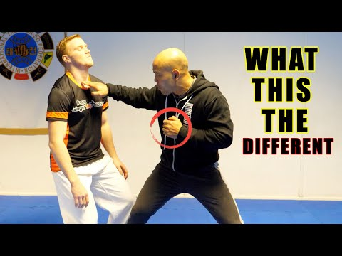 What is the different self defence and street fights | Master Wong - GNT
