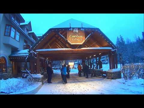 Canada Ski Rundtur 2018