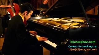 Bijan Taghavi- Jazz Piano Trio: Fly Me To The Moon