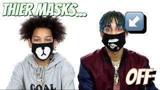 Ayo & Teo |Extra video | Mask off performance