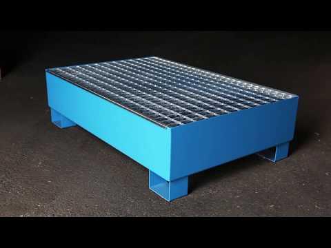 Miljöpallar från Ikaros® Cleantech