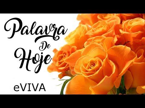 PALAVRA DE HOJE 15 DE JUNHO 2020 eVIVA MENSAGEM MOTIVACIONAL PARA REFLEXÃO SALMO 28 7 BOM DIA!