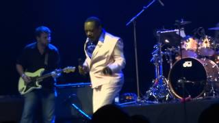 ARCHIE BELL @THE DRELLS  LETS GROOVE @INDIGO2 LONDON 01 11 13