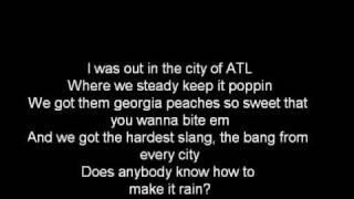 Make it rain- Usher feat. T-pain
