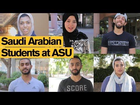 Saudi Students at ASU