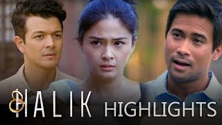 Jade and Ace tries to take back baby CJ from Lino   Halik