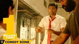 Naanum Rowdy Dhaan - Anandraj Comedy Scene | Vijay Sethupathi, Nayanthara, Vignesh Shivan width=