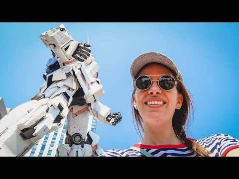 Visiting Odaiba, Japan | Things to do in Odaiba (お台場) on a day trip from Tokyo