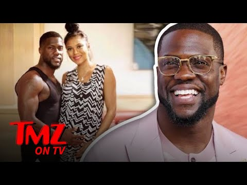 Kevin Hart and his Wife's Baby Shower Will Go On | TMZ TV
