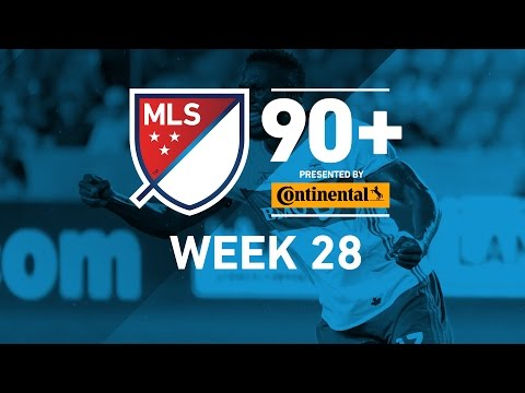 Donovan Scores & Late Game Heroics | The Best of MLS, Week 28