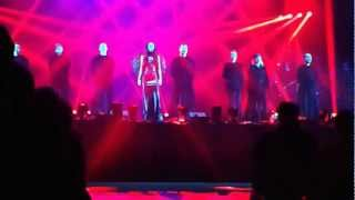 Gregorian - Engel (Rammstein cover) Epic World Chants Tour - Split, Croatia
