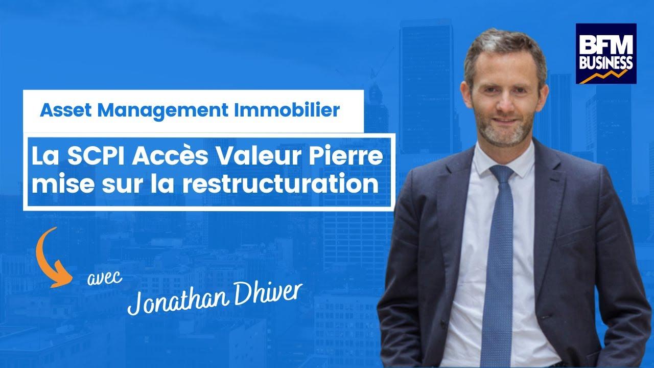 La SCPI Accès Valeur Pierre crée de la valeur grâce à la restructuration immobilière