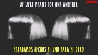 Sia-Fire Meet Gasoline (Lyrics+Sub.español)