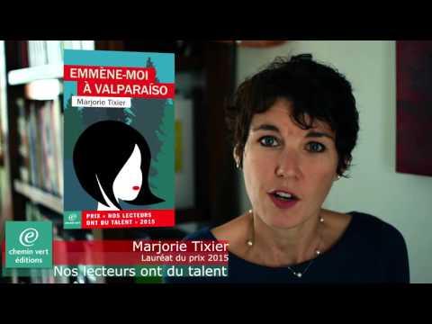 Vidéo de Marjorie Tixier