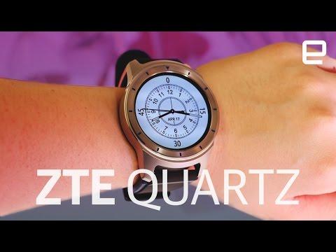 ZTE Quartz Review   An affordable Android Wear 2.0 smartwatch