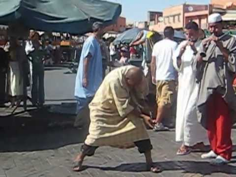 Snake Charmers in Marrakech,Morocco